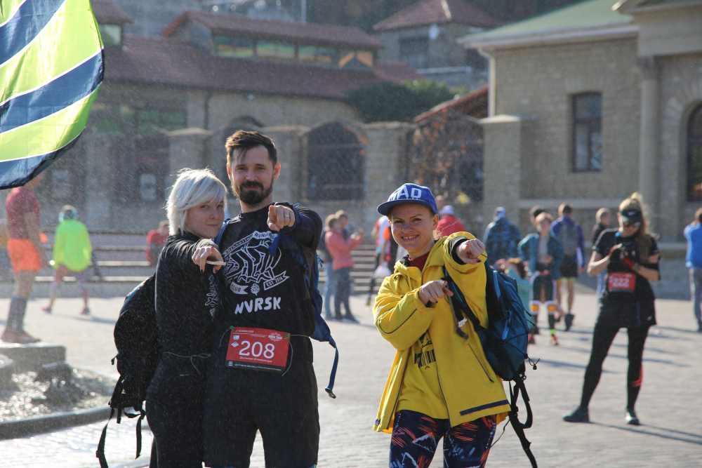 Beast run Abrau trail: рецепт простого счастья