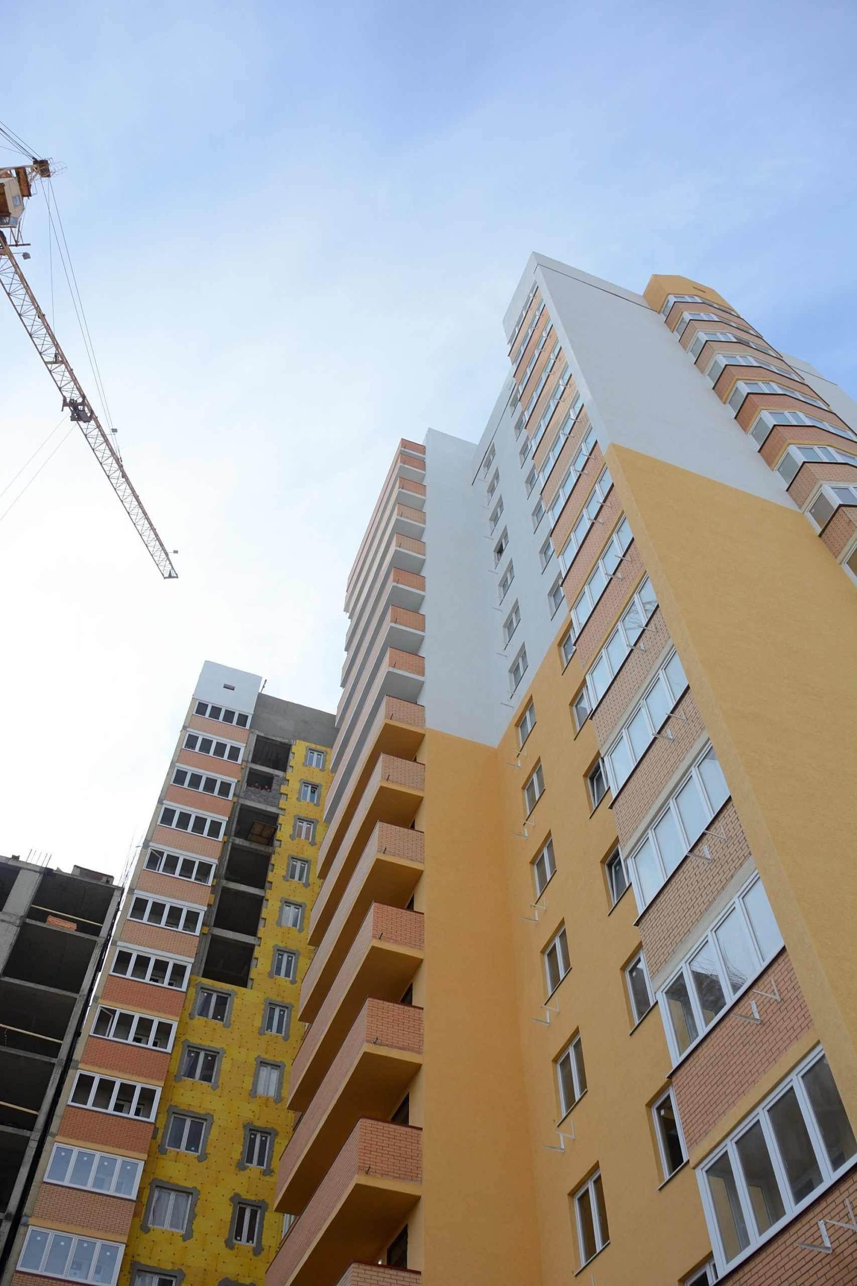 Сто тысяч обманутых дольщиков на Кубани уже получили ключи от своих квартир