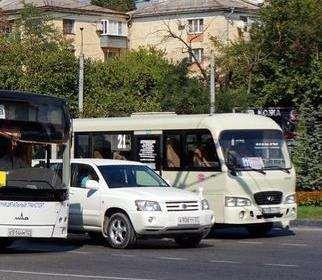 В Новороссийске по ул. Видова пойдет автобус № 41М