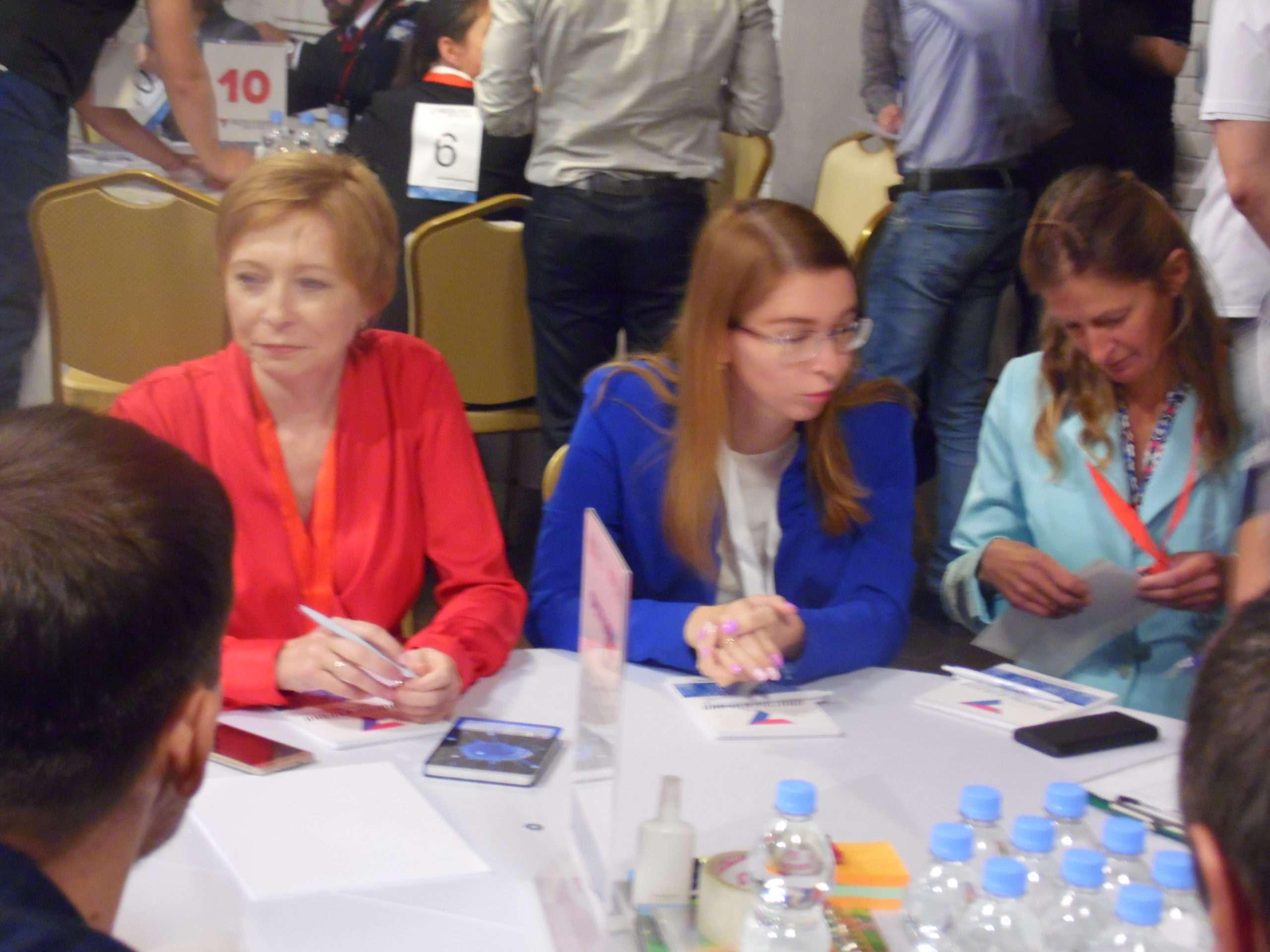 Жительница Новороссийска вышла вфинал конкурса «Лидеры Кубани»