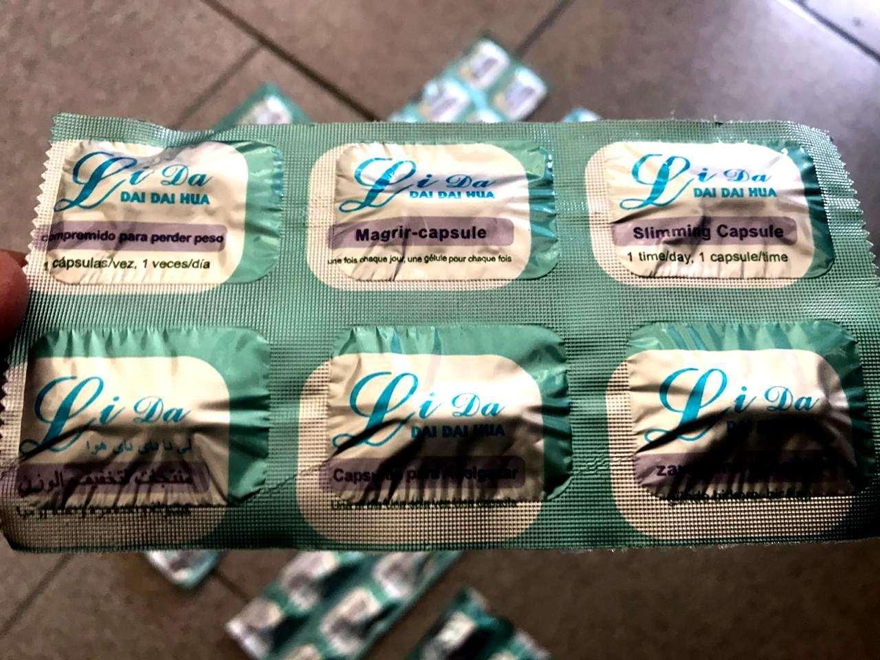 В Новороссийске обнаружили наркотические товары для похудения