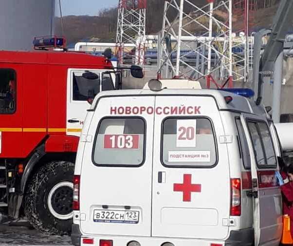 Пожар на нефтебазе в Новороссийске: погиб еще один пострадавший