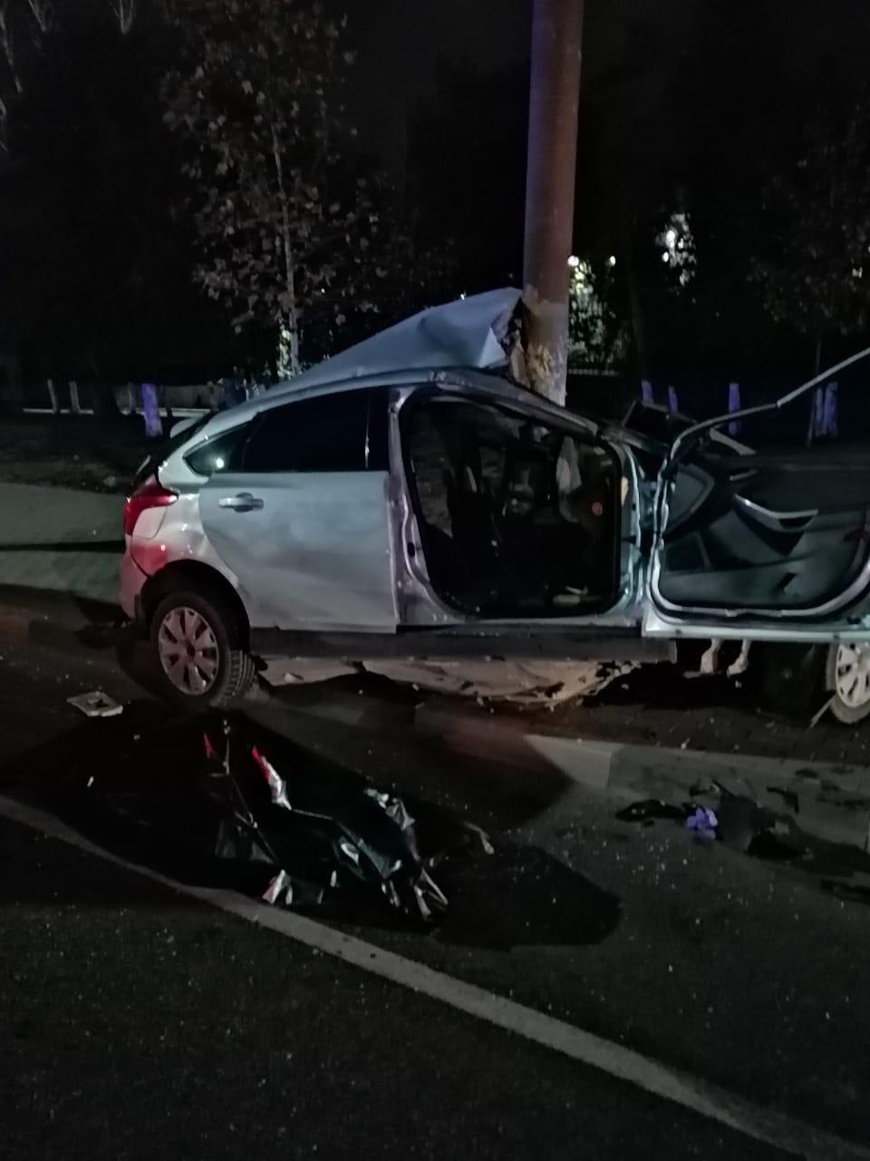 Тяжелые сутки: в Новороссийске в ДТП погибли двое, несколько человек в больнице