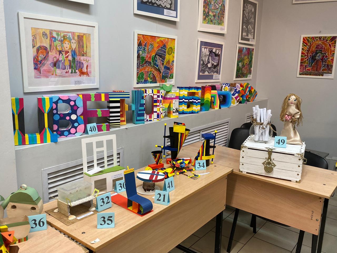 В Новороссийске подростки разработали дизайн тайной детской комнаты