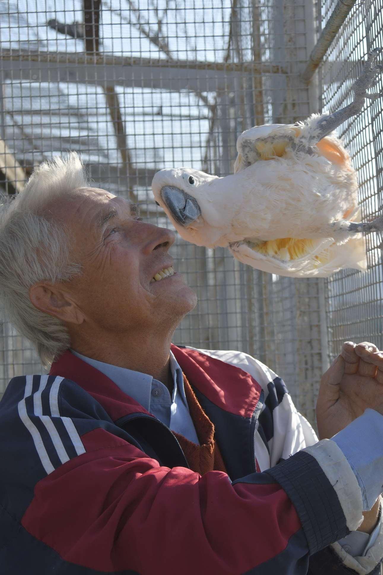 Под Новороссийском появился реабилитационный центр для птиц