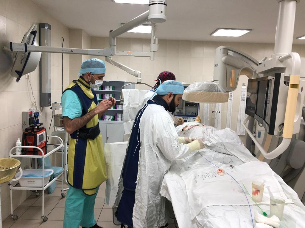 ВНовороссийске занесколько дней хирурги сделали 80операций
