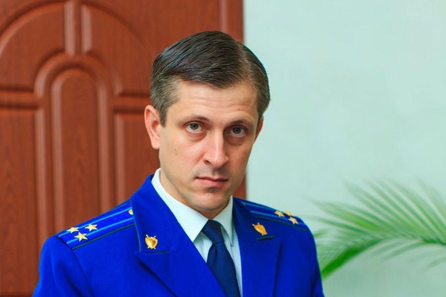 Уйдя с должности прокурора города, Игорь Стуконог обратился к новороссийцам и поздравил их с Днем Победы
