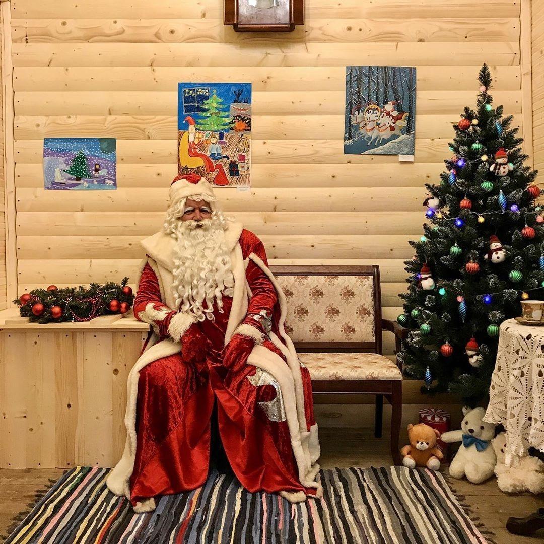 В Новороссийске открылась резиденция Деда Мороза