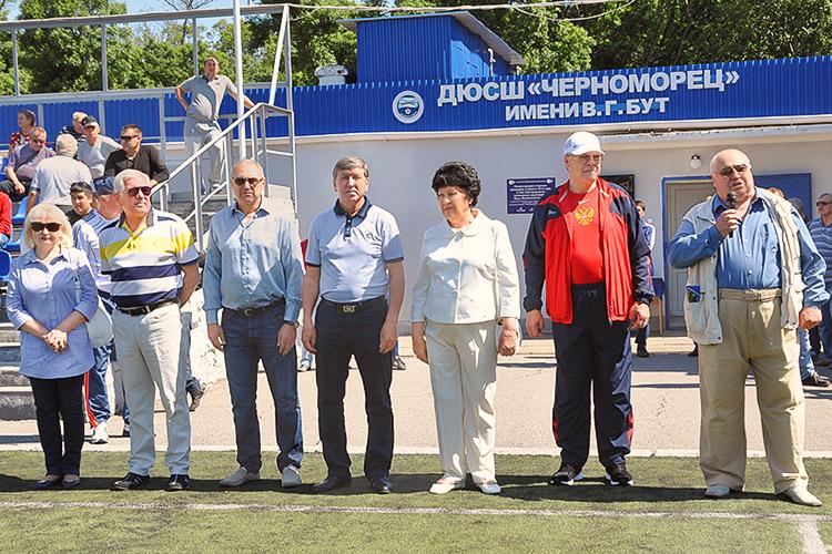 У новороссийского «Черноморца» появился почетный президент