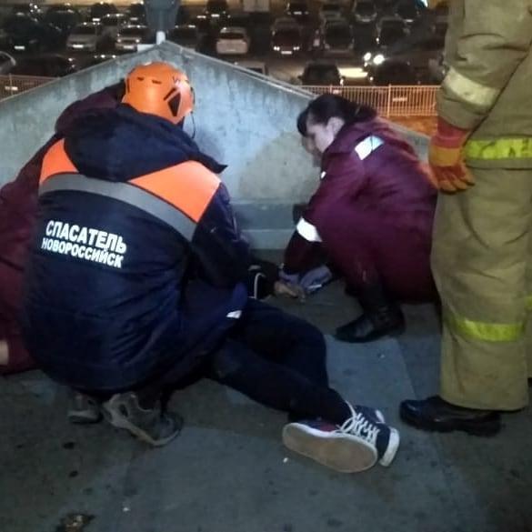 В Новороссийске погиб мужчина, упав с высоты 14 этажа