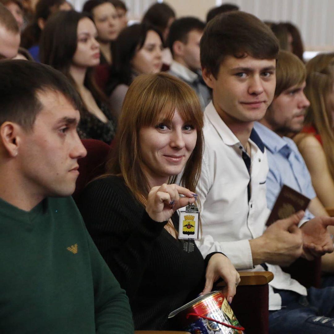 50 квартир подарили детям-сиротам Новороссийска