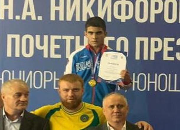 Новороссийский боксер вошел в молодежную сборную России