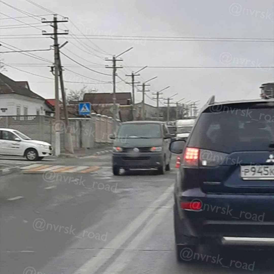 В Новороссийске сбили пешехода на «зебре». Это 684-й пострадавший за год