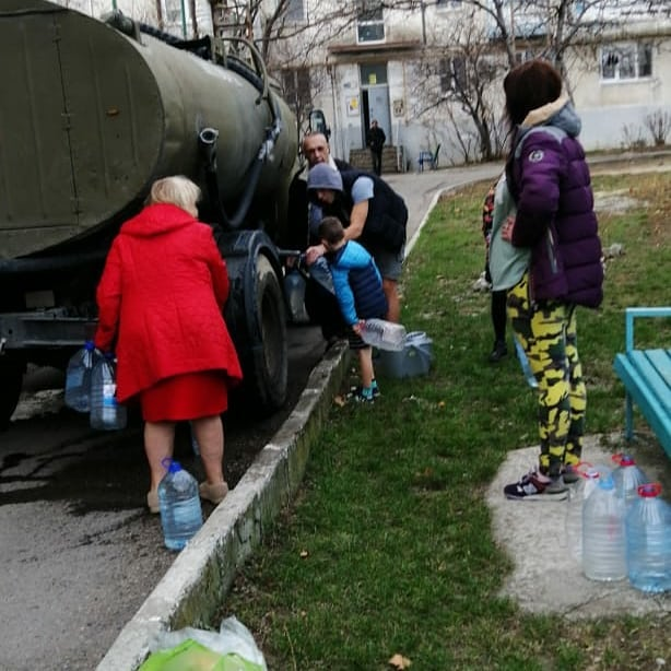 В Новороссийске и пригородах три дня будут серьезные проблемы с водой