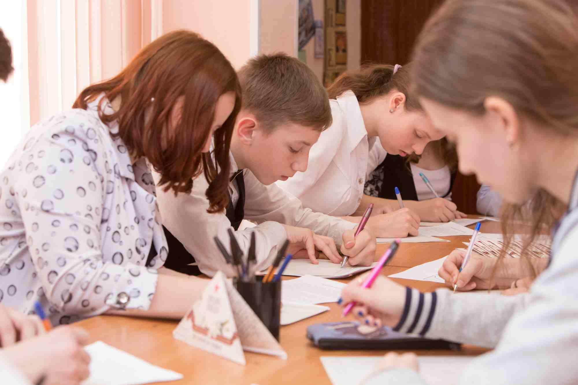 Уновороссийских школьников есть «Волшебная ручка»