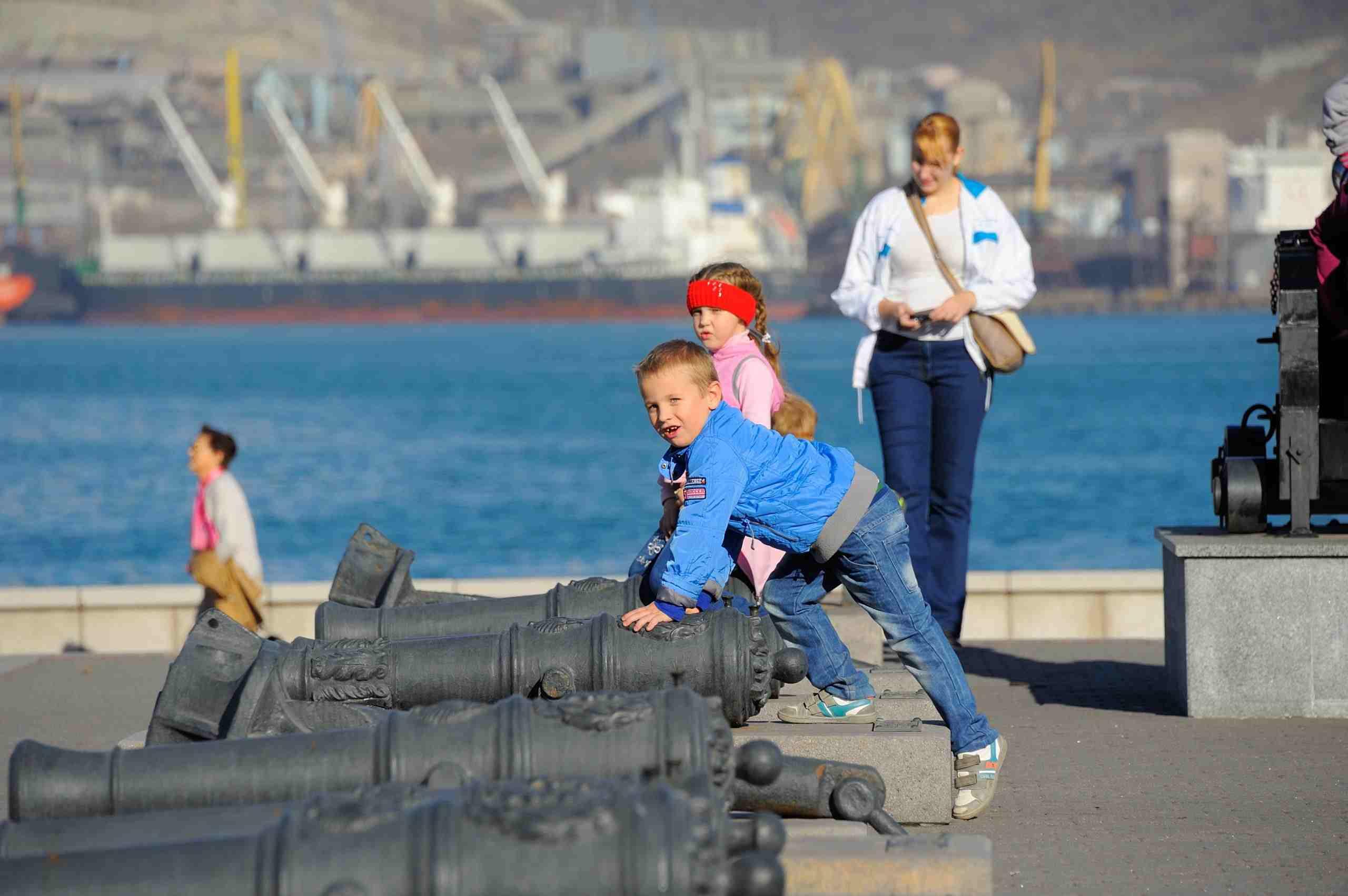 В Новороссийске холодно будет только один день