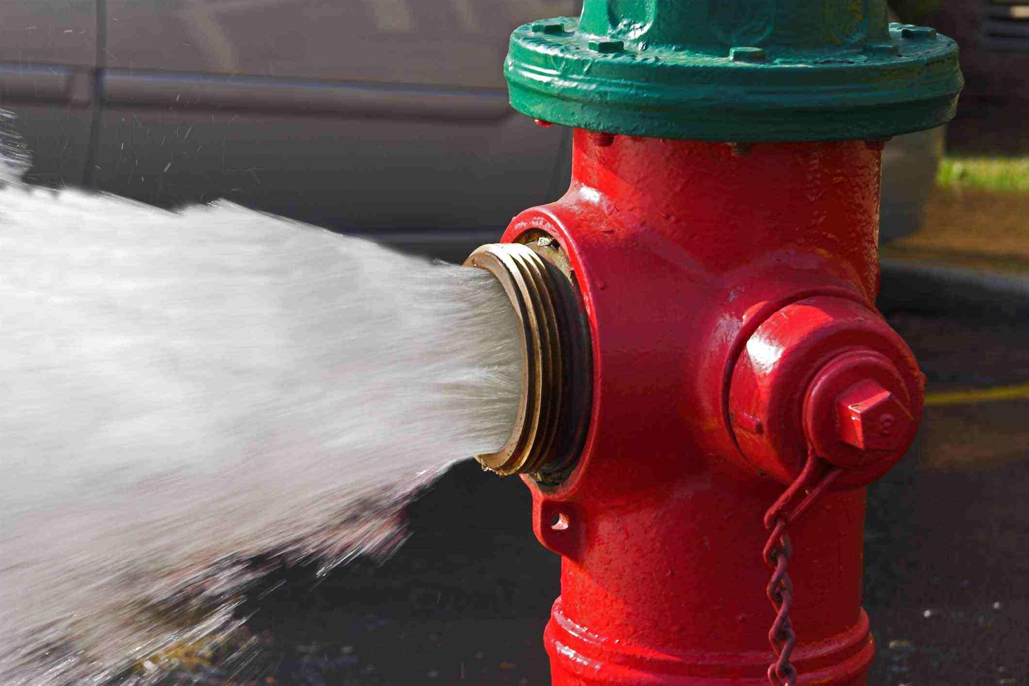 В Новороссийске оставался только противопожарный запас воды