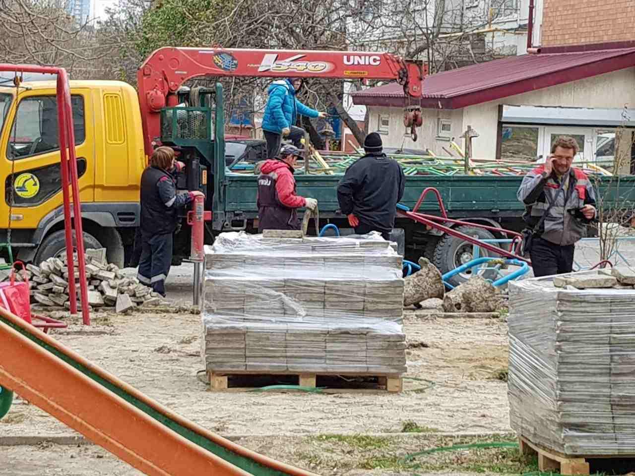 В Новороссийске формируется список скверов и парков для благоустройства