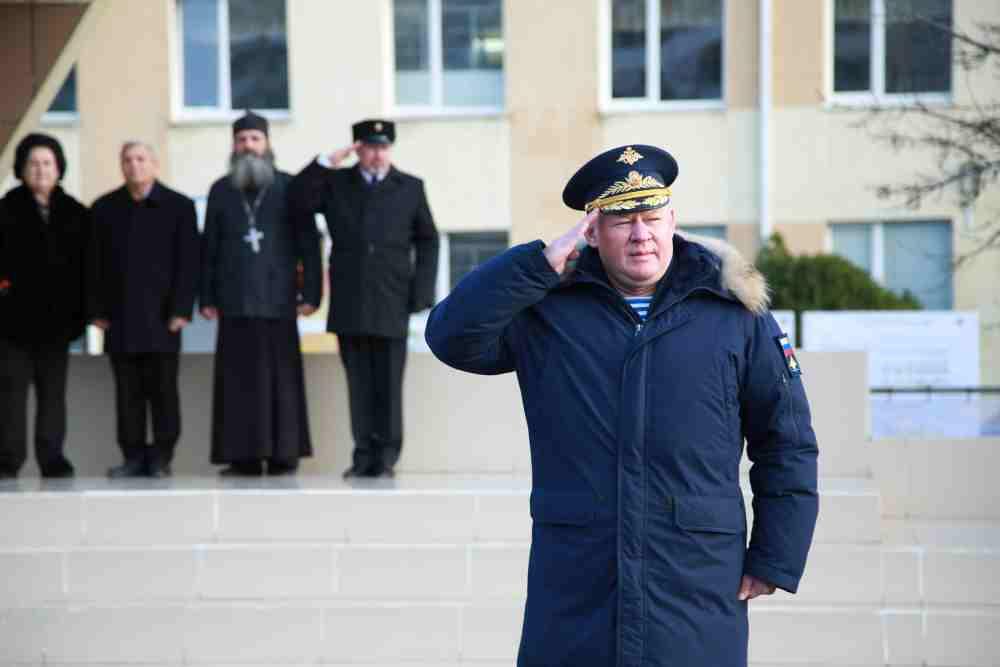 В Новороссийске командующий ВДВ определил задачи войскам