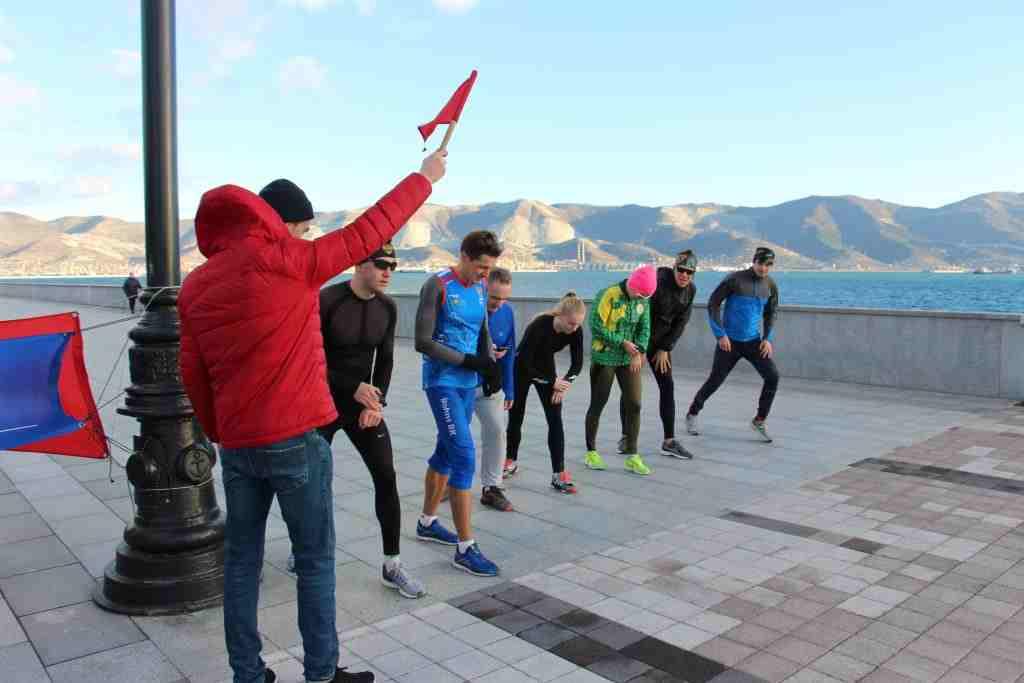 У любителей бега по набережной Новороссийска — последний шанс