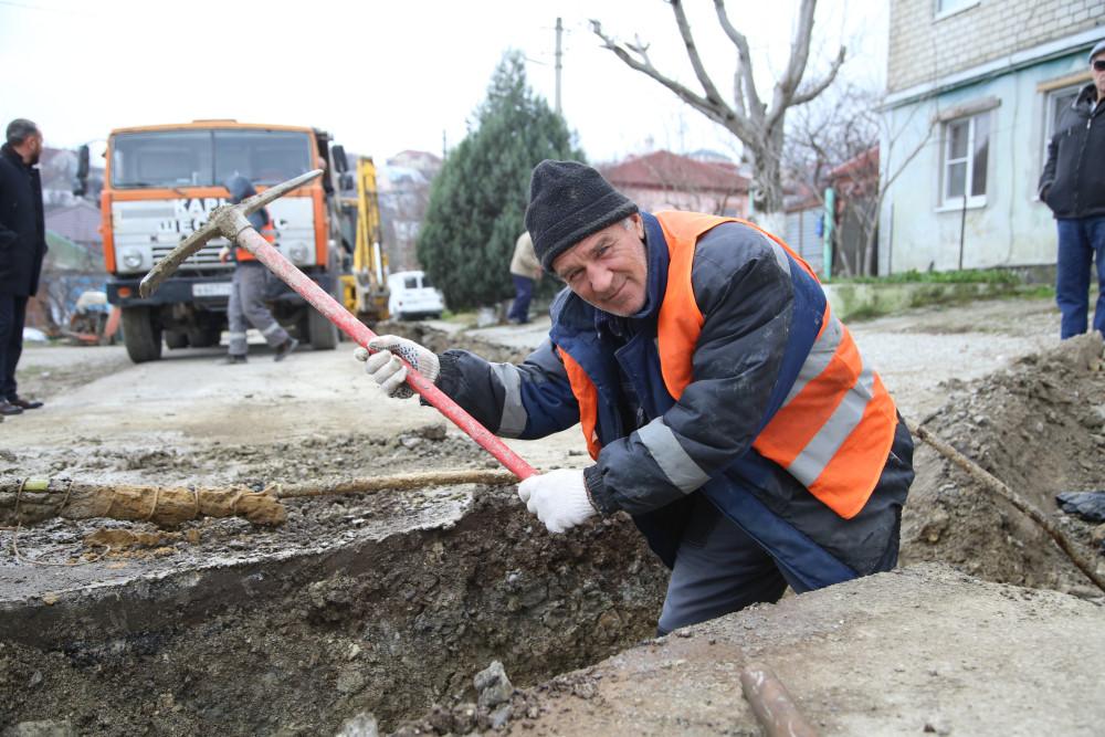 На капремонт водопровода в Новороссийске выделено 200 млн рублей: к работе приступили