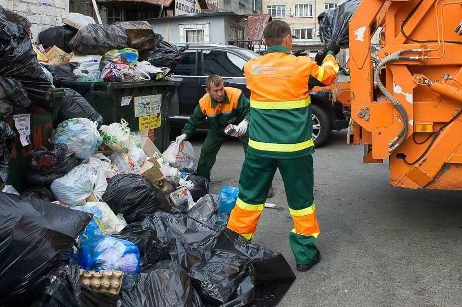 ВНовороссийске 1января мусорного коллапса непроизошло