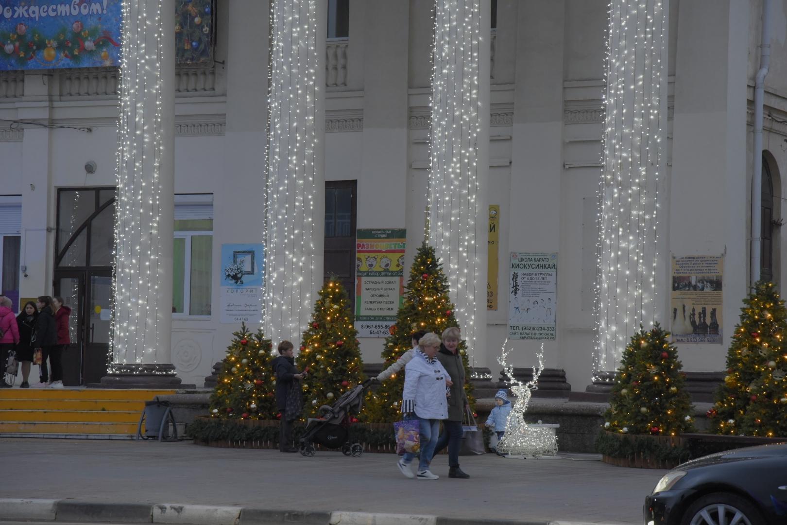 В Новороссийске на этой неделе снова запахнет зимой
