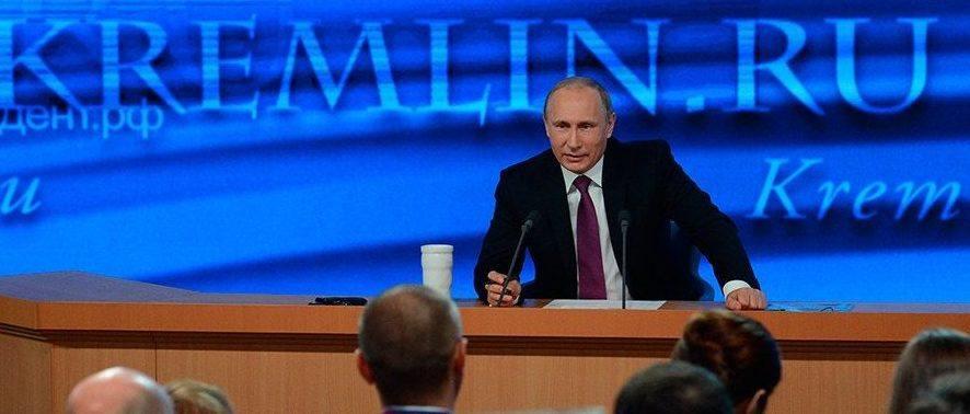 Большинство россиян верит, что президент контролирует ситуацию в стране и точно знает, как вывести из кризиса