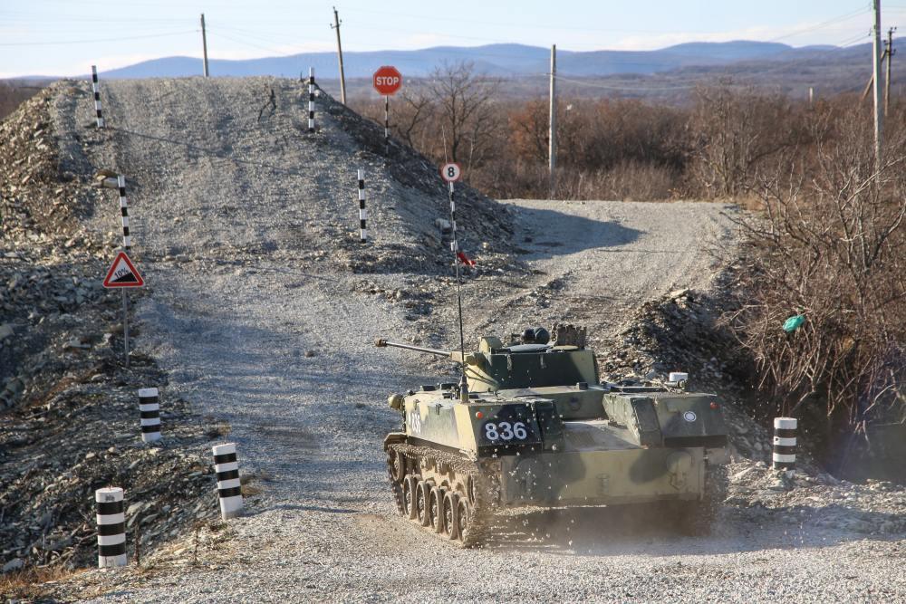 «Огненная деревня» и «Четыре стихии» появились на полигоне Раевский под Новороссийском