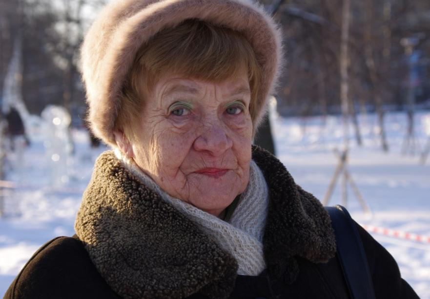 Женщины будут жить на пенсии умерших мужчин
