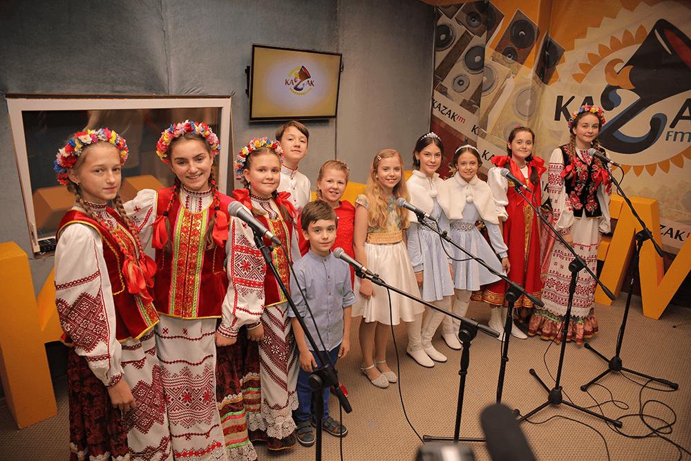 Конкурс «Ну, артист! Дети» завершился на«КАЗАК FM».