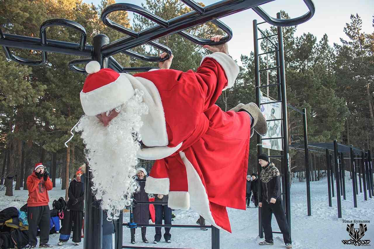 Новогодняя афиша: спортивные праздники Новороссийска