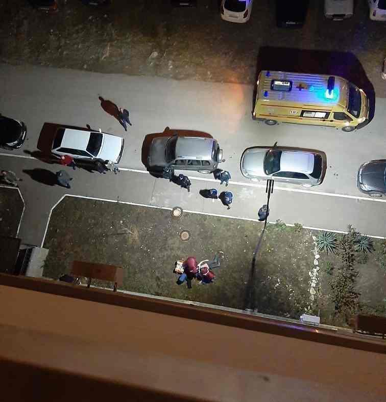 В Новороссийске молодой парень выпал с 14-го этажа при странных обстоятельствах
