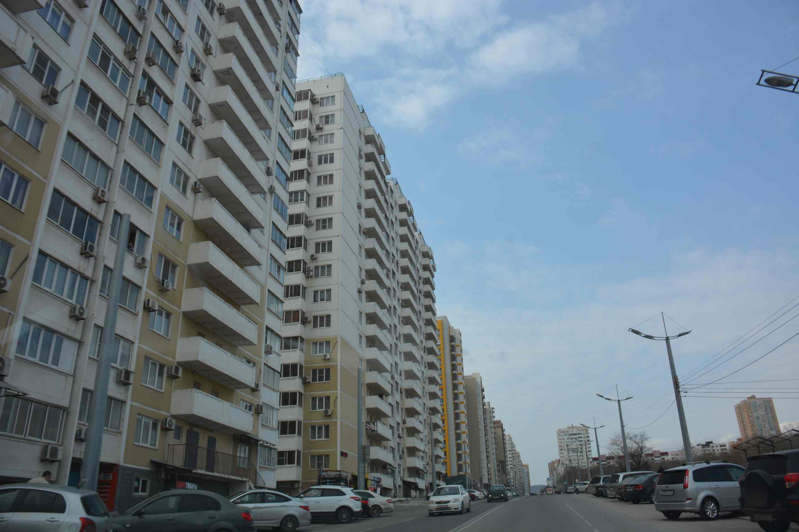 Цена на жилье в Новороссийске пошла на рекорд