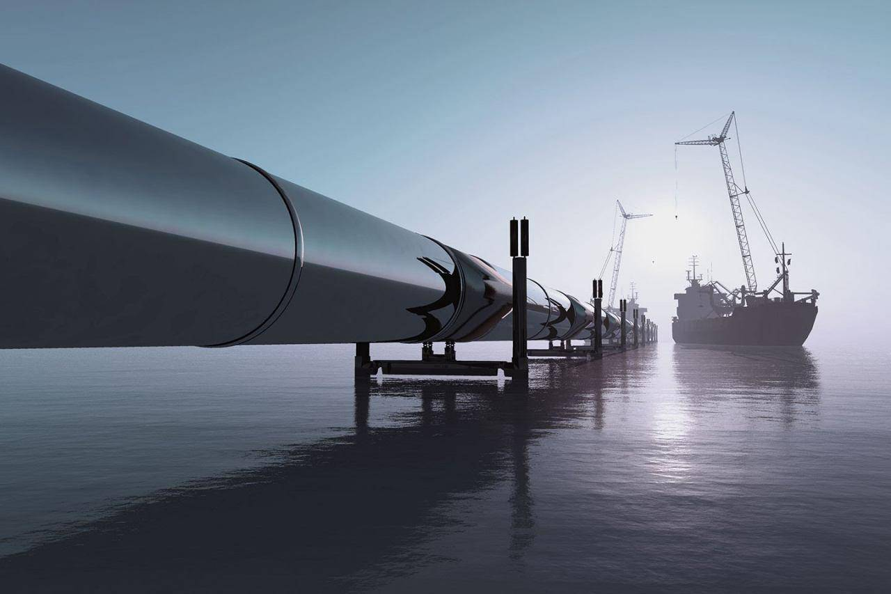 В Новороссийск придет большой газ благодаря «Турецкому потоку»