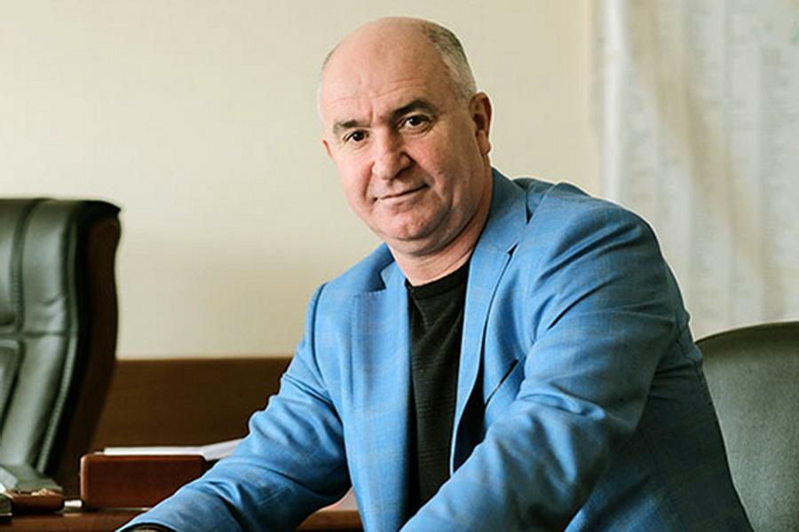 Поздравление главы города Новороссийска Игоря Дяченко