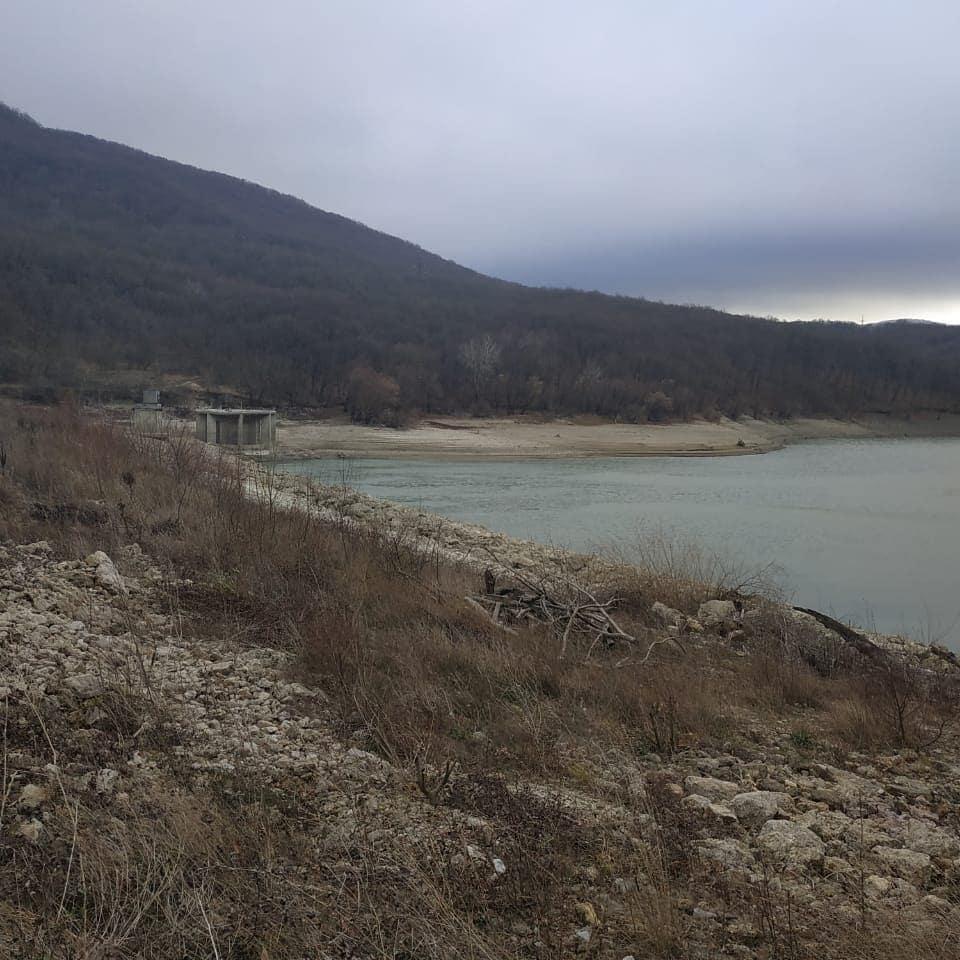 Дожди наполнили Неберджаевское водохранилище: Новороссийск может расслабиться?