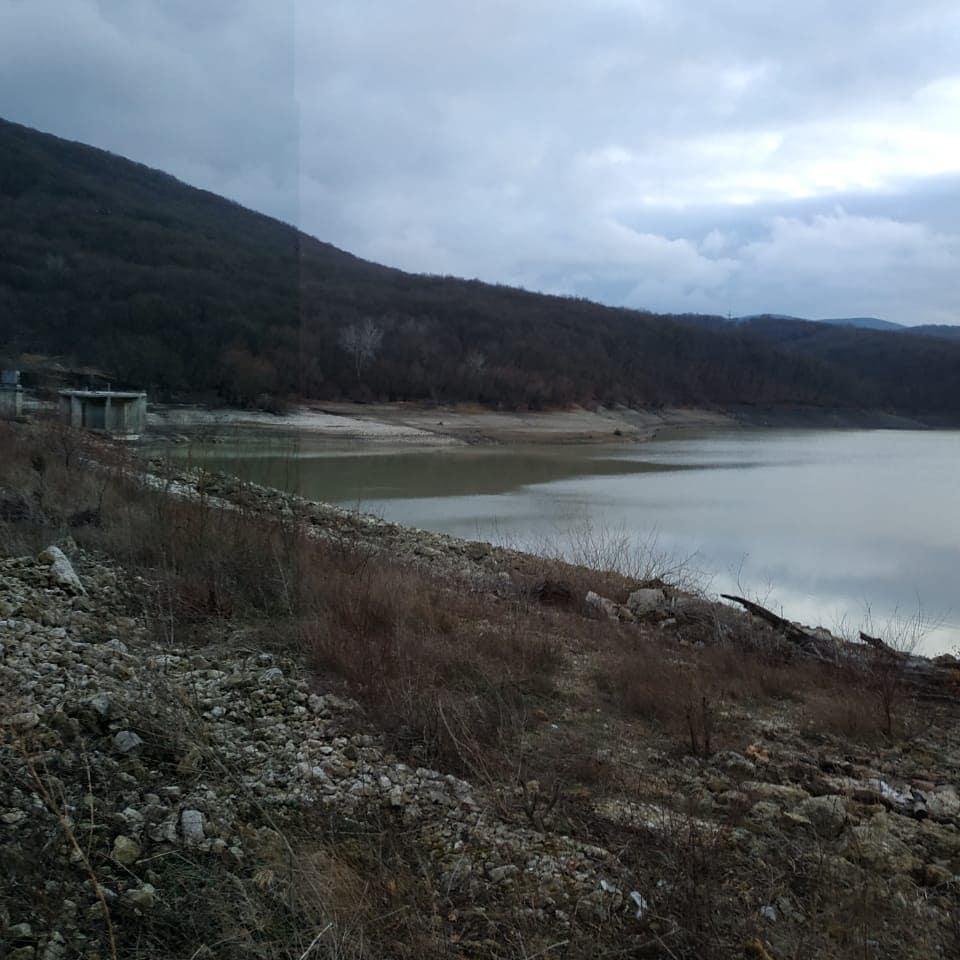 Неберджай почти пустой: вода в Новороссийске будет идти по графику