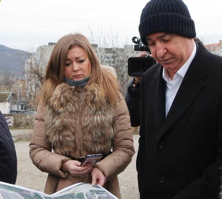 В Новороссийске начнется строительство автодороги «Южный обход»