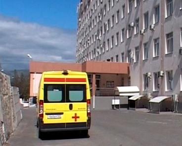 В главной больнице Новороссийска резко сократился штат работников