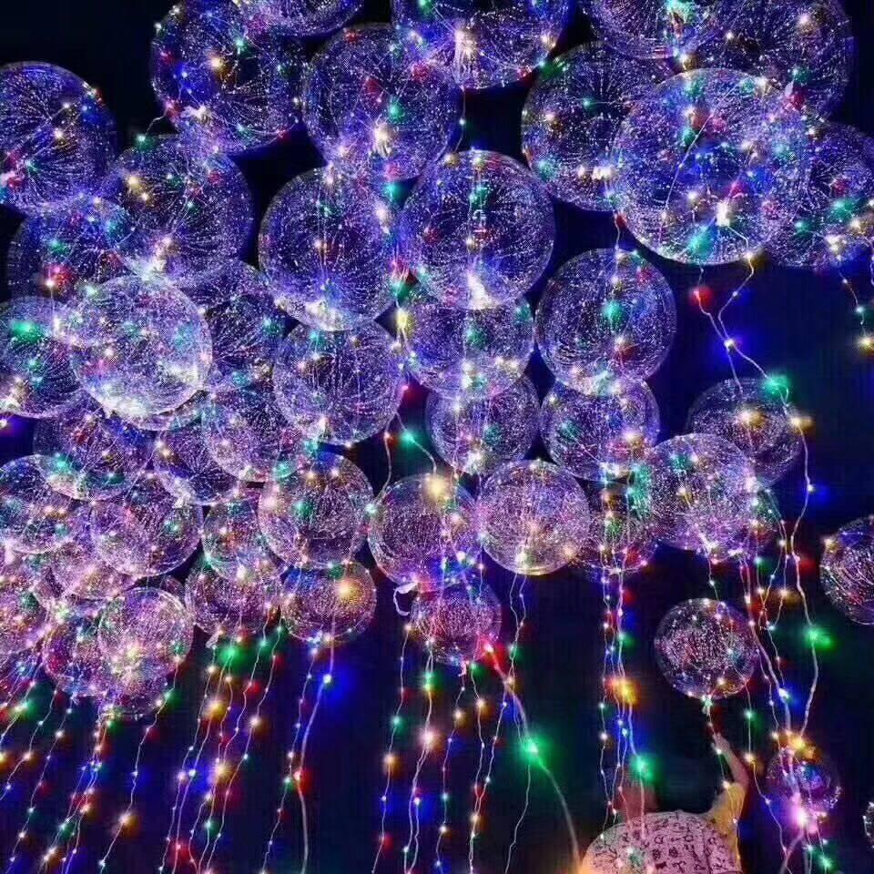 В Новороссийске пройдет флэшмоб со святящимися шарами