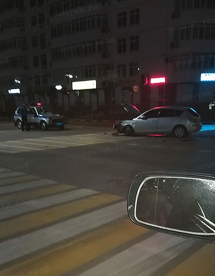 ВНовороссийске вДТП пострадали женщины-водители
