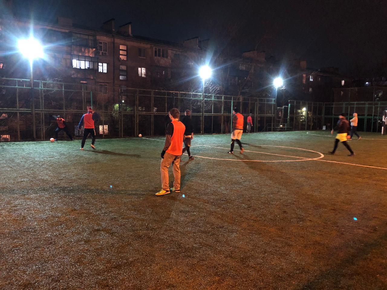 ВНовороссийске К-17 ищет футболистов