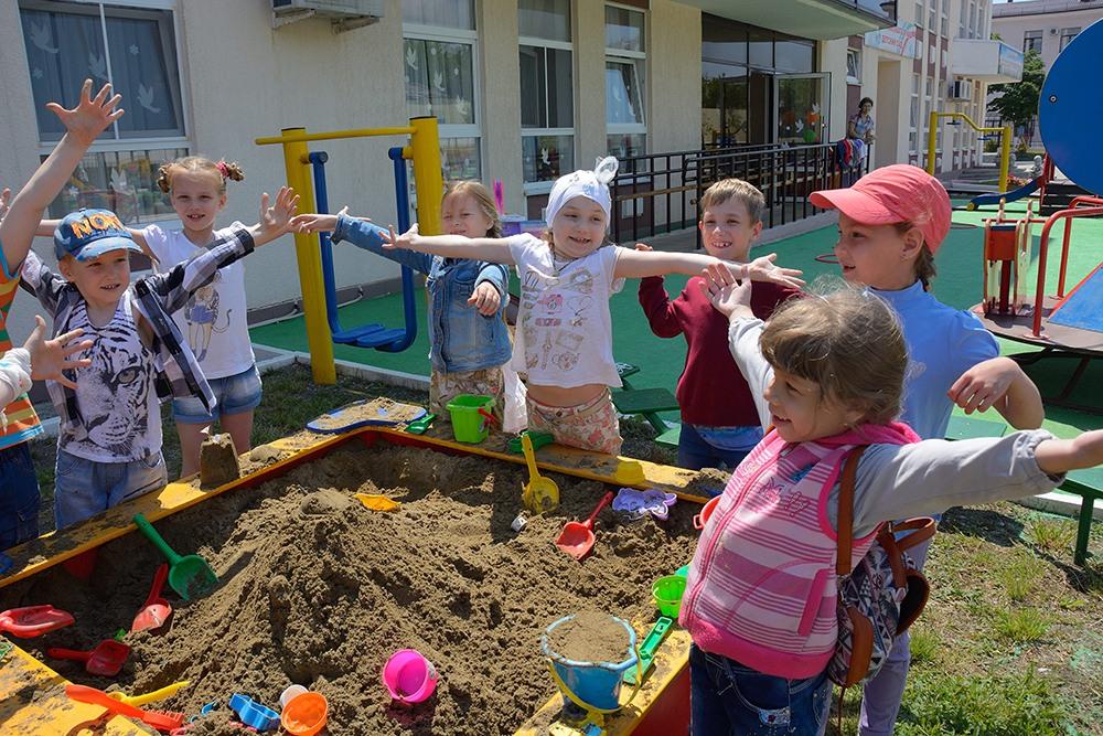 В Новороссийске построят еще две школы и три детских сада