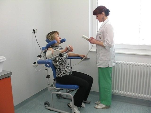 В Новороссийск поступило оборудование, которое поможет вернуть подвижность после инсульта