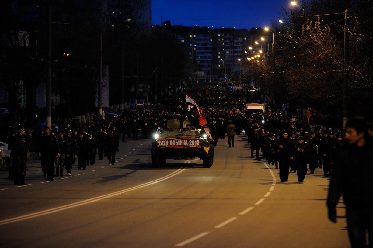 В Новороссийске 3 февраля будут перекрыты некоторые улицы