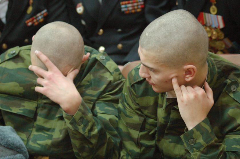 В Новороссийске уклонистов — всего-то больше роты