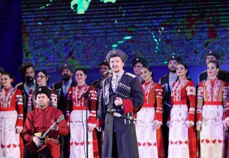 Песня, которую написал бывший журналист «Новороссийского рабочего», может стать маршем российского казачества