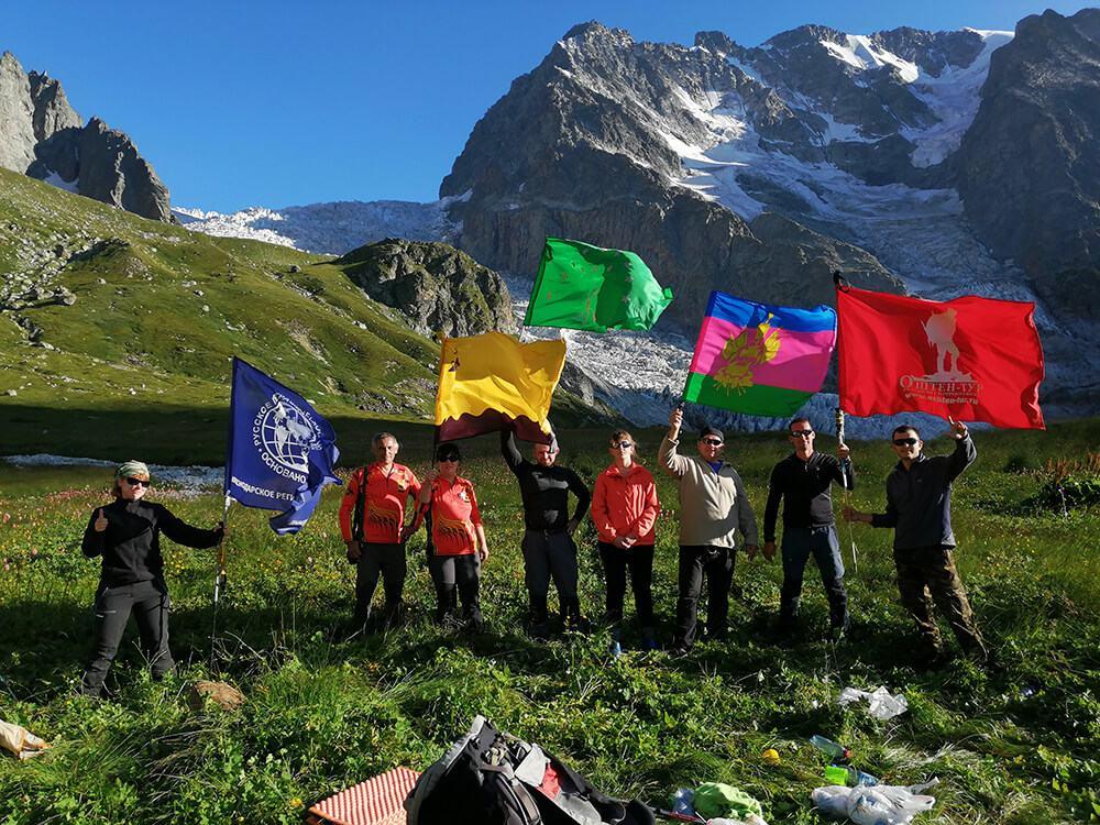 В Новороссийске открылся альпинистский клуб «Норд-ост»