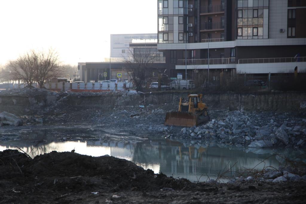В Новороссийске на месте бывшего аквапарка построят апартаменты